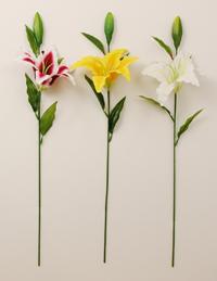 造花 カサブランカ