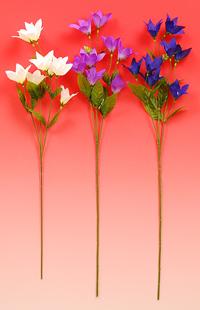 造花 キキョウ