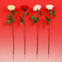 造花 シルクローズ