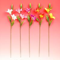 造花 タイガーリリー
